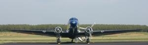 DC-3_nose